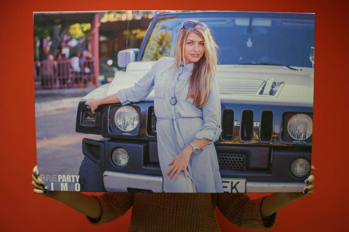 В Украине набирают популярность картины из фотографий , фото-1