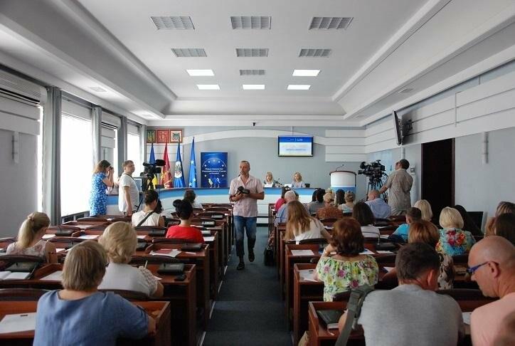 В Бердянске прошла встреча представителей ЕС в Украине и общественности Бердянска (ФОТО), фото-3