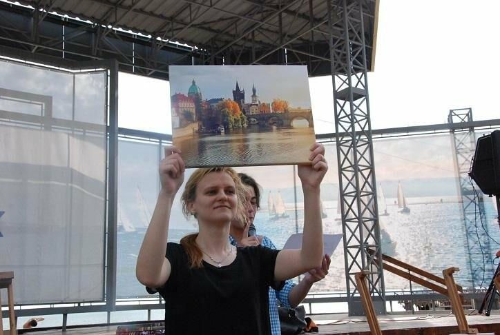 Викторина и фотовыстовка «Узнай мгновения твоей Европы» прошла в Бердянске (ФОТОРЕПОРТАЖ), фото-12