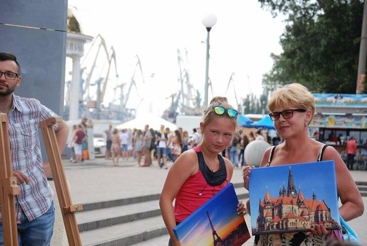 Викторина и фотовыстовка «Узнай мгновения твоей Европы» прошла в Бердянске (ФОТОРЕПОРТАЖ), фото-15
