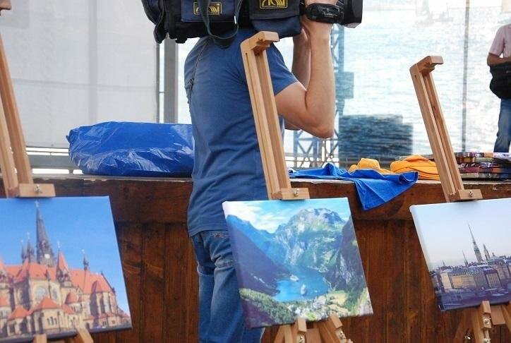 Викторина и фотовыстовка «Узнай мгновения твоей Европы» прошла в Бердянске (ФОТОРЕПОРТАЖ), фото-2