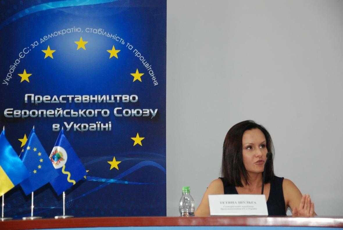 В Бердянске прошла встреча представителей ЕС в Украине и общественности Бердянска (ФОТО), фото-7