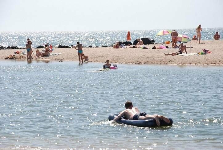 Бердянская коса. Пляжи (ФОТОРЕПОРТАЖ), фото-3