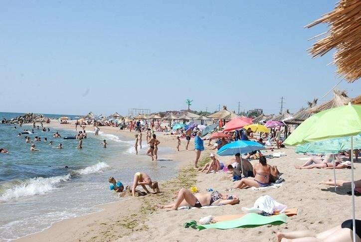 Бердянская коса. Пляжи (ФОТОРЕПОРТАЖ), фото-8