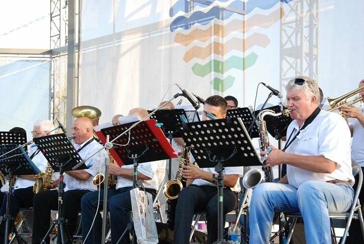 В Бердянске прошел концерт муниципального оркестра «Азовская чайка» (ФОТО), фото-1