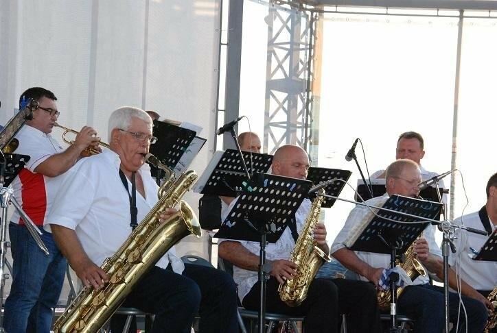 В Бердянске прошел концерт муниципального оркестра «Азовская чайка» (ФОТО), фото-3