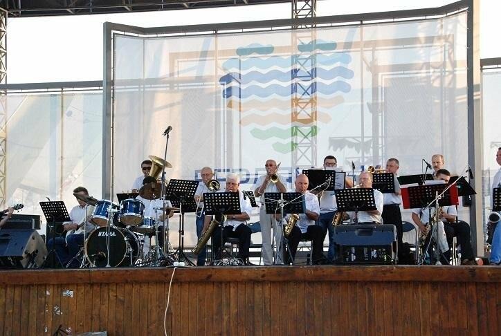 В Бердянске прошел концерт муниципального оркестра «Азовская чайка» (ФОТО), фото-5