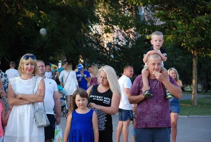 В Бердянске прошел концерт муниципального оркестра «Азовская чайка» (ФОТО), фото-4