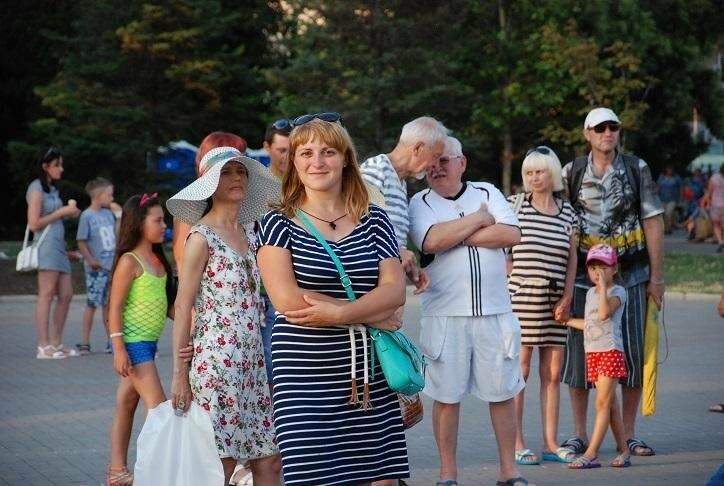В Бердянске прошел концерт муниципального оркестра «Азовская чайка» (ФОТО), фото-6