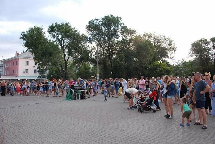 Фестиваль шашлыка стартовал в Бердянске (ФОТОРЕПОРТАЖ), фото-11