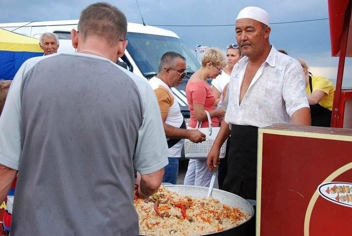 Фестиваль шашлыка стартовал в Бердянске (ФОТОРЕПОРТАЖ), фото-3