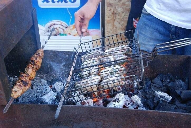 Фестиваль шашлыка стартовал в Бердянске (ФОТОРЕПОРТАЖ), фото-7