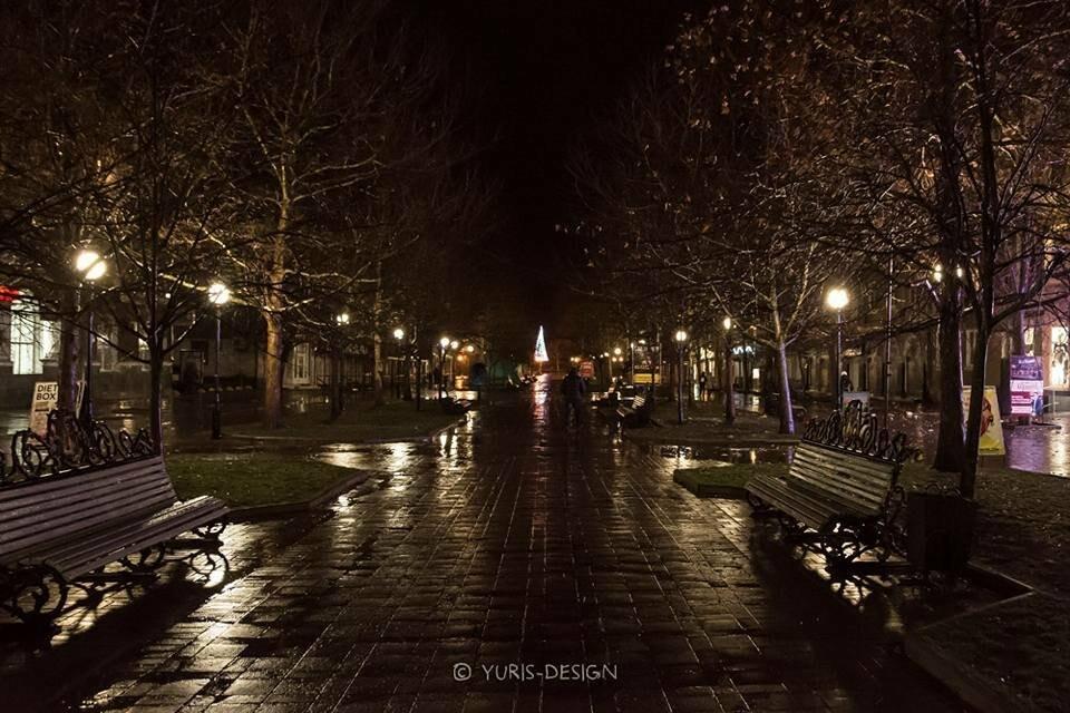Ночью Бердянск преображается (ФОТОРЕПОРТАЖ), фото-8