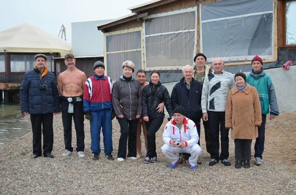 Экстремалы Бердянска отметили по-своему День воды (ФОТО), фото-1