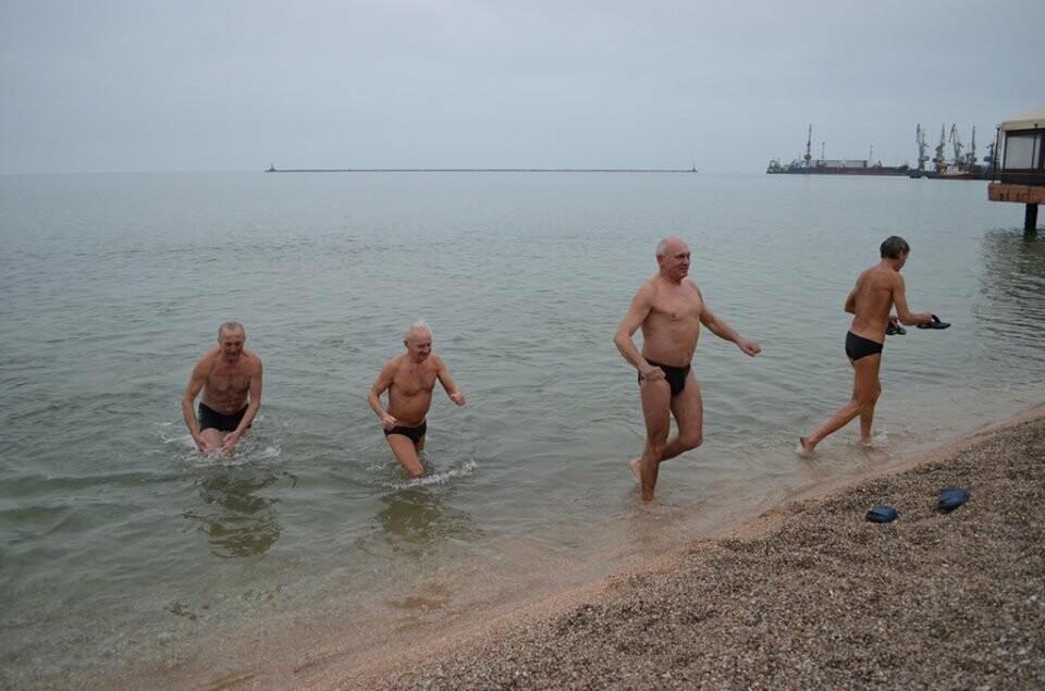 Экстремалы Бердянска отметили по-своему День воды (ФОТО), фото-9