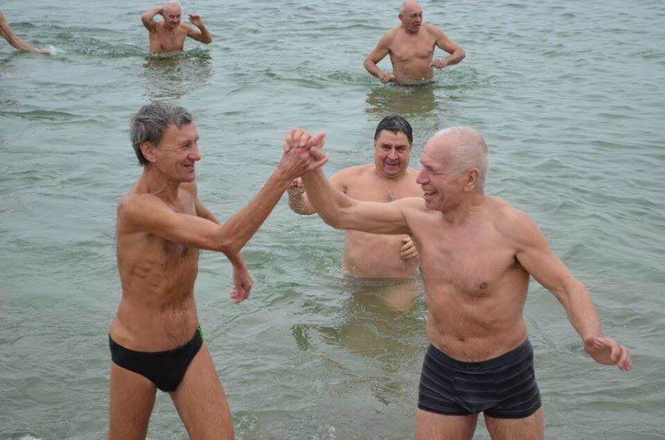 Экстремалы Бердянска отметили по-своему День воды (ФОТО), фото-7