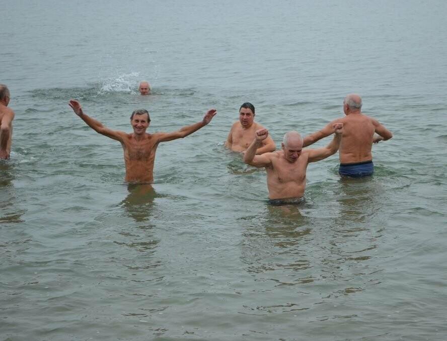 Экстремалы Бердянска отметили по-своему День воды (ФОТО), фото-6