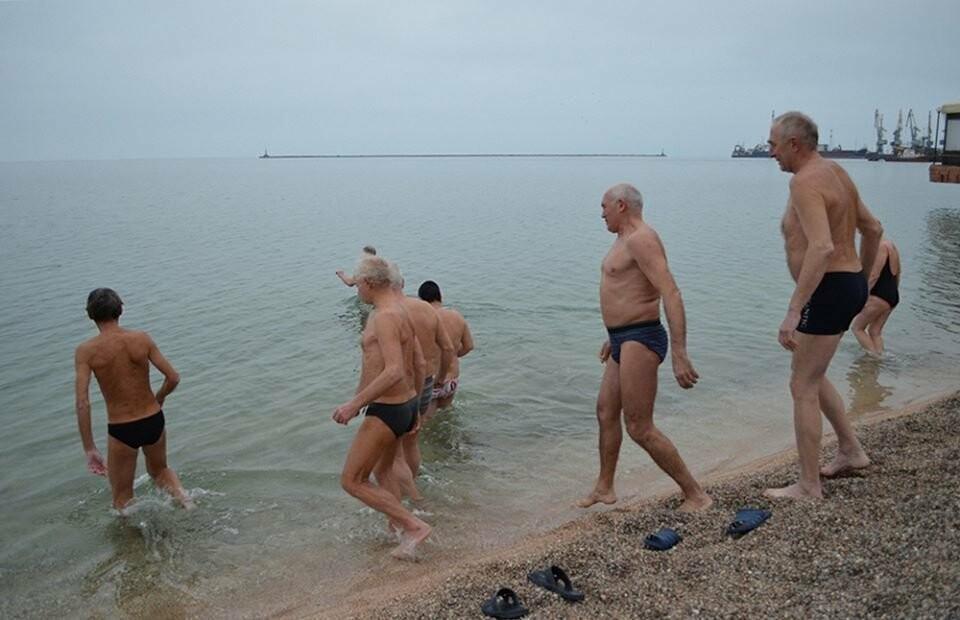 Экстремалы Бердянска отметили по-своему День воды (ФОТО), фото-4