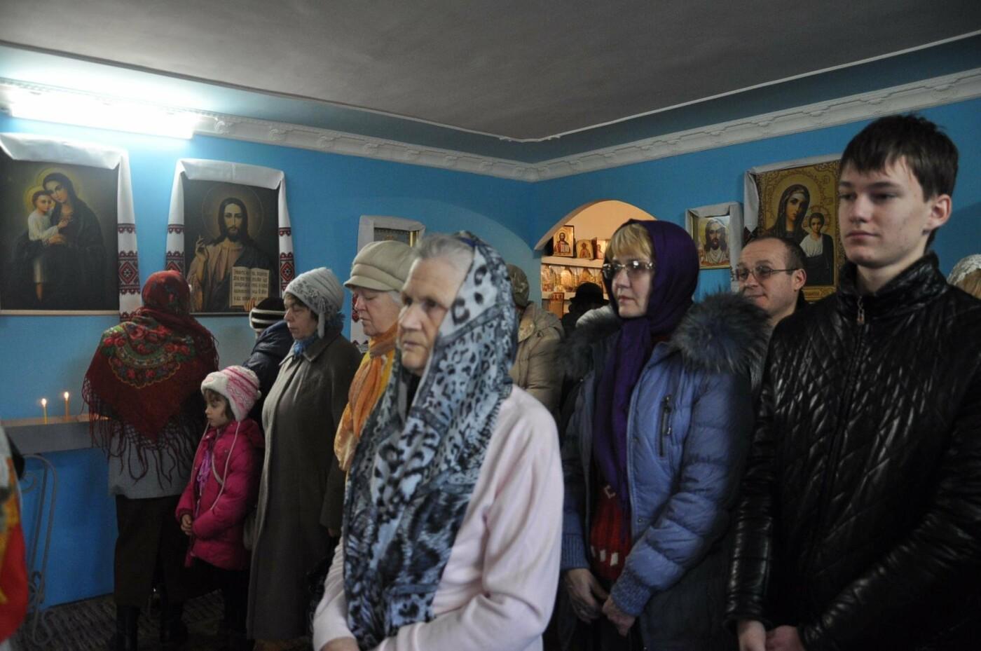 В Бердянске православные христиане отмечают Рождество Христово (ФОТО), фото-3