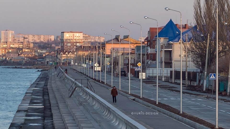 Обновленная Набережная приглашает бердянцев на прогулку (ФОТОРЕПОРТАЖ), фото-3