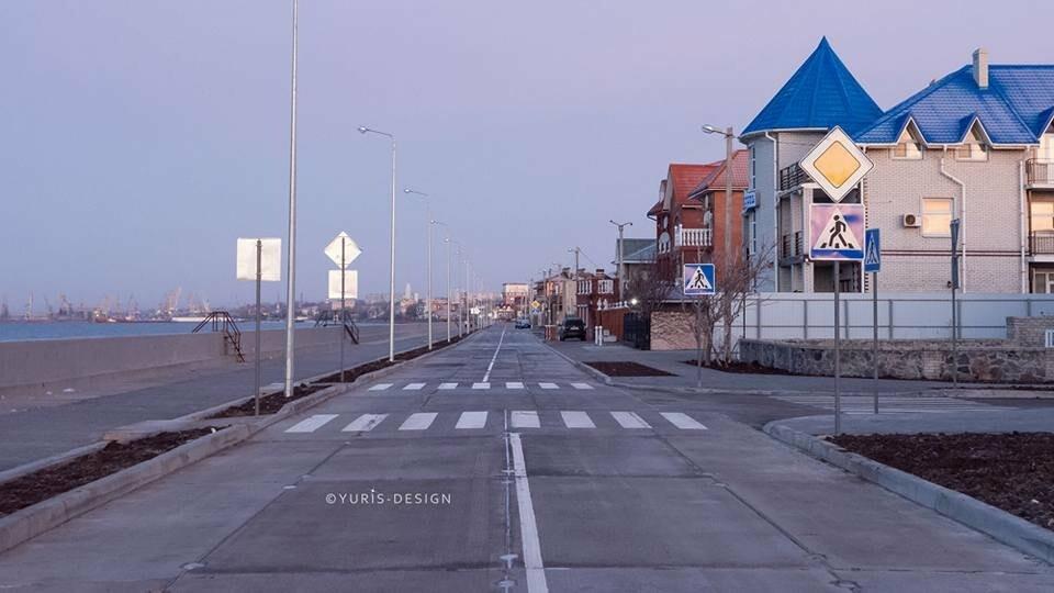 Обновленная Набережная приглашает бердянцев на прогулку (ФОТОРЕПОРТАЖ), фото-2