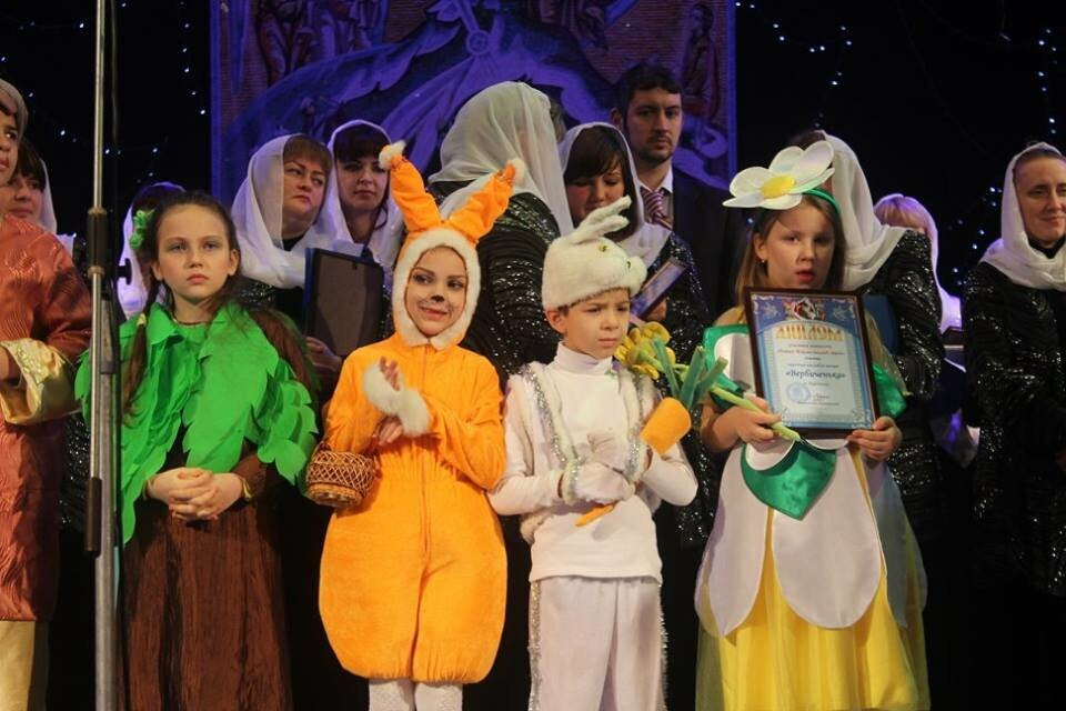 В Бердянске состоялся Рождественский концерт  (ФОТО), фото-17