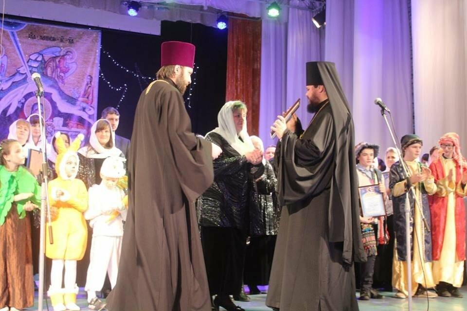 В Бердянске состоялся Рождественский концерт  (ФОТО), фото-15