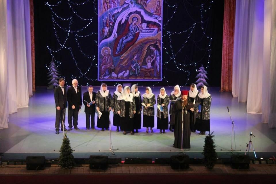 В Бердянске состоялся Рождественский концерт  (ФОТО), фото-9