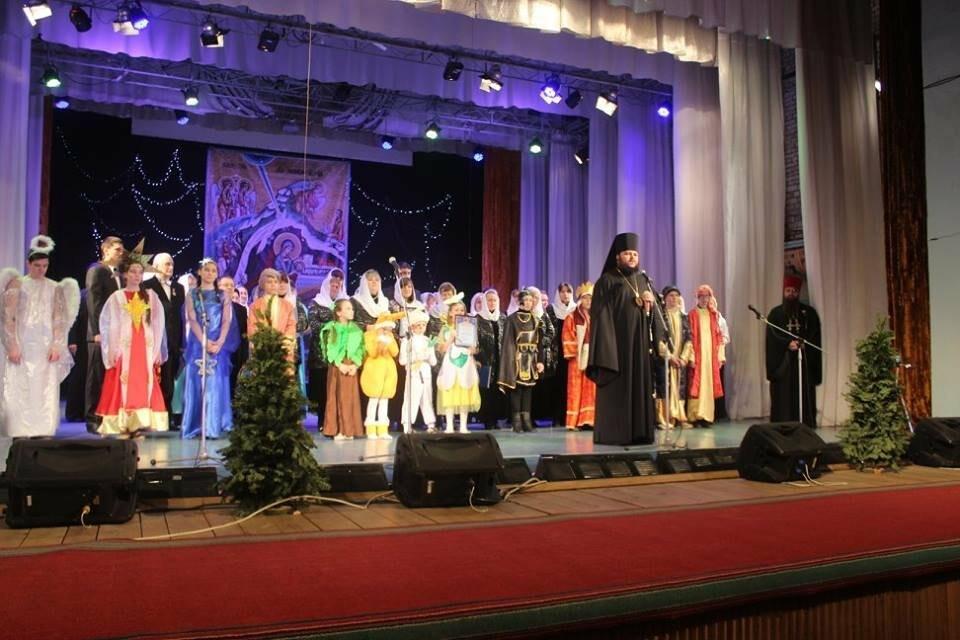 В Бердянске состоялся Рождественский концерт  (ФОТО), фото-20