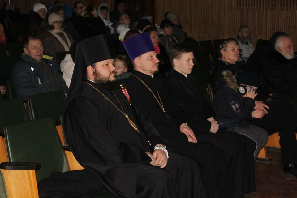 В Бердянске состоялся Рождественский концерт  (ФОТО), фото-6