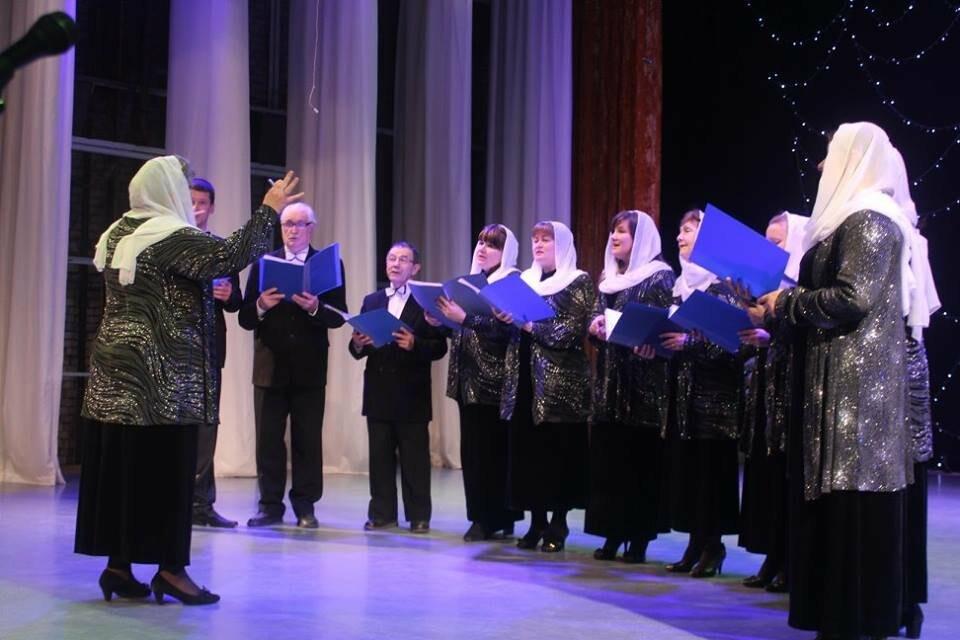 В Бердянске состоялся Рождественский концерт  (ФОТО), фото-13