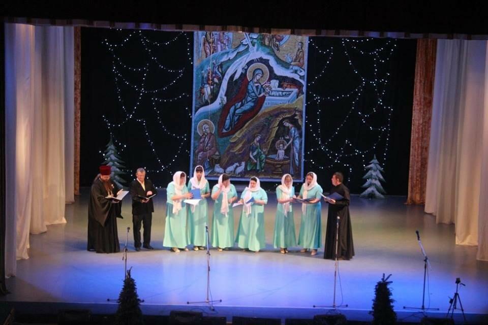 В Бердянске состоялся Рождественский концерт  (ФОТО), фото-11
