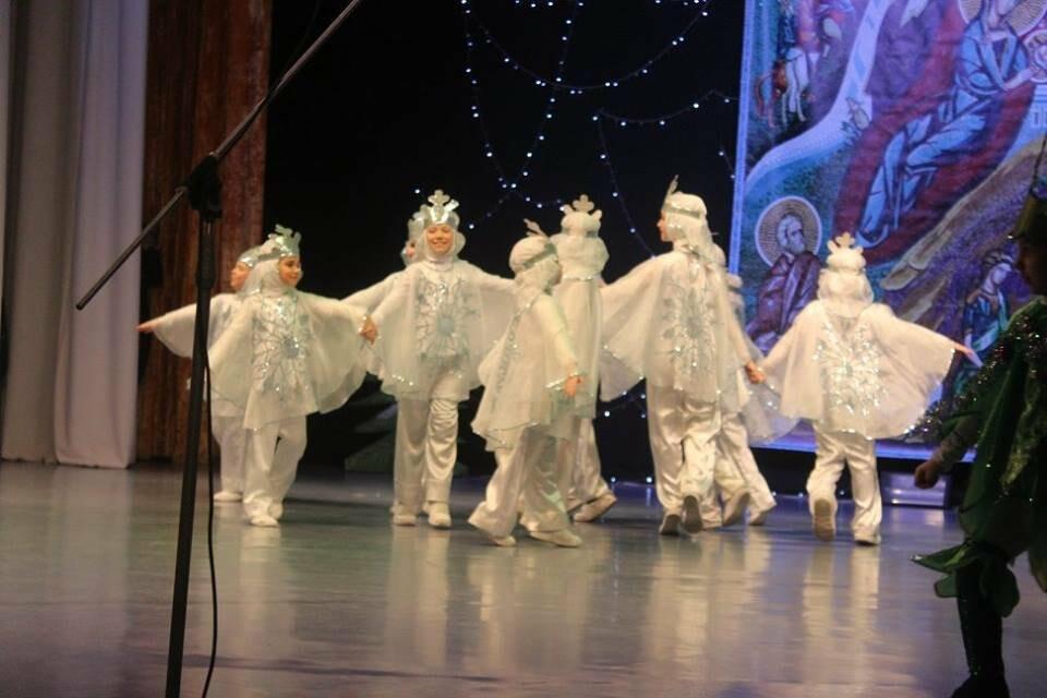 В Бердянске состоялся Рождественский концерт  (ФОТО), фото-1