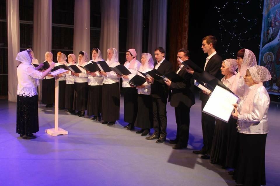 В Бердянске состоялся Рождественский концерт  (ФОТО), фото-10