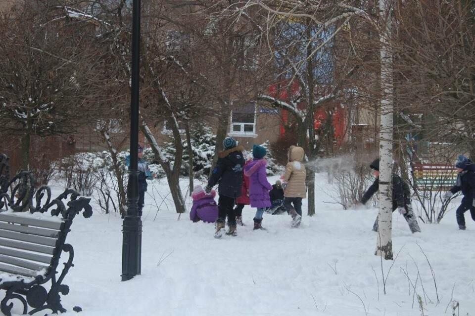 В Бердянск пришла настоящая зима (ФОТО), фото-6