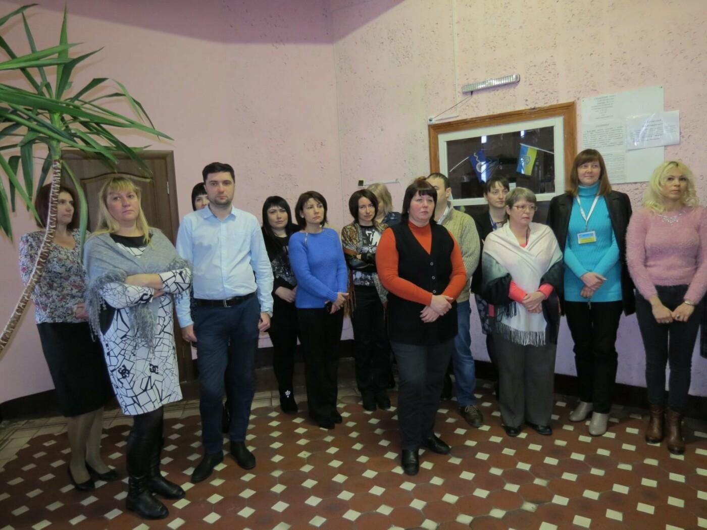 В Бердянске отметили 99 годовщину Акта объединения Украины (ФОТО), фото-3