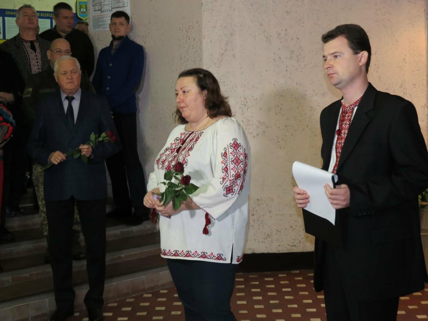 В Бердянске отметили 99 годовщину Акта объединения Украины (ФОТО), фото-6