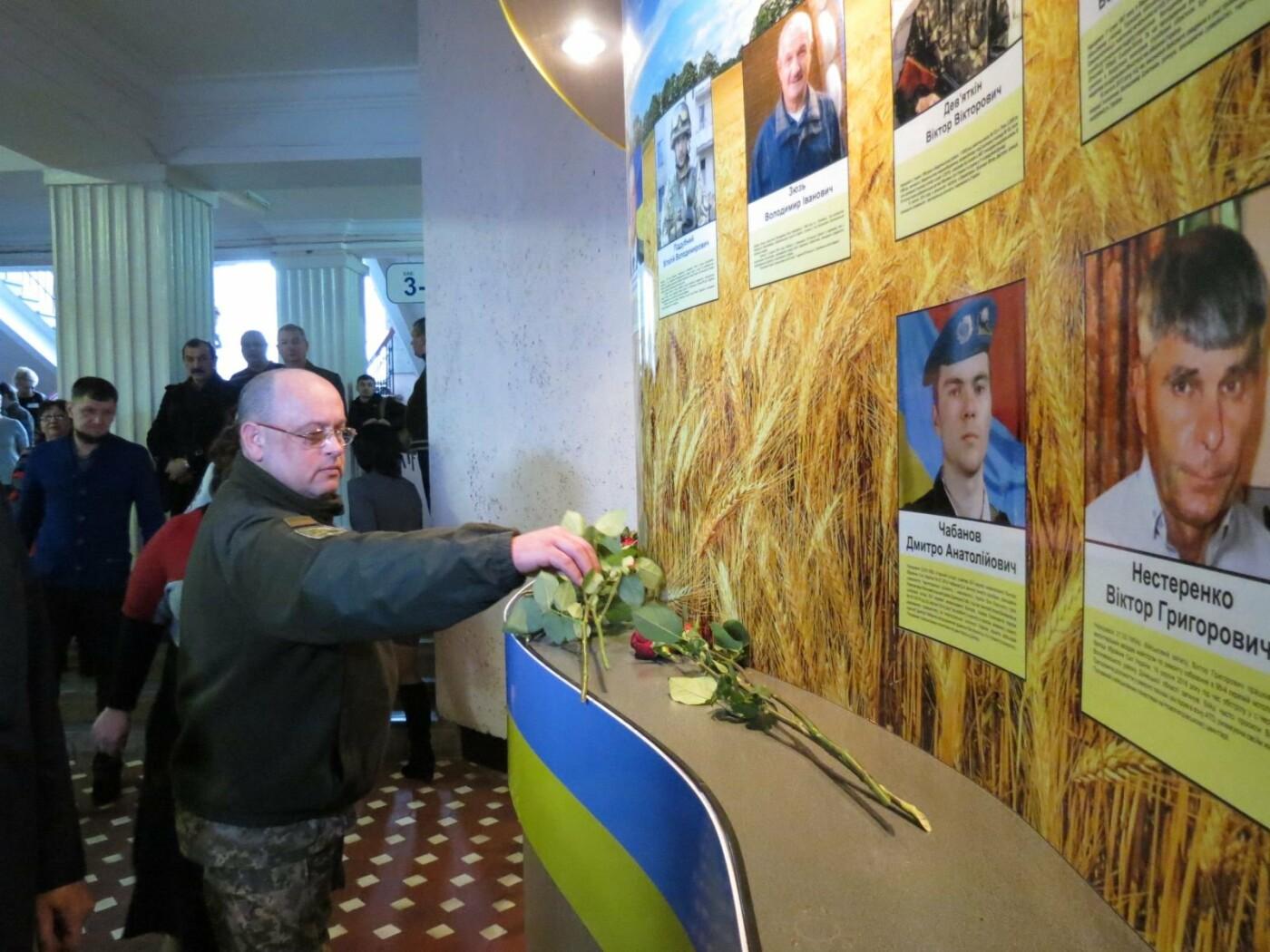 В Бердянске отметили 99 годовщину Акта объединения Украины (ФОТО), фото-7