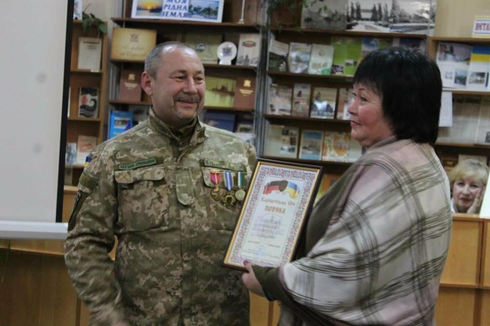 Общественность Бердянска отметила День Соборности Украины (ФОТО), фото-16