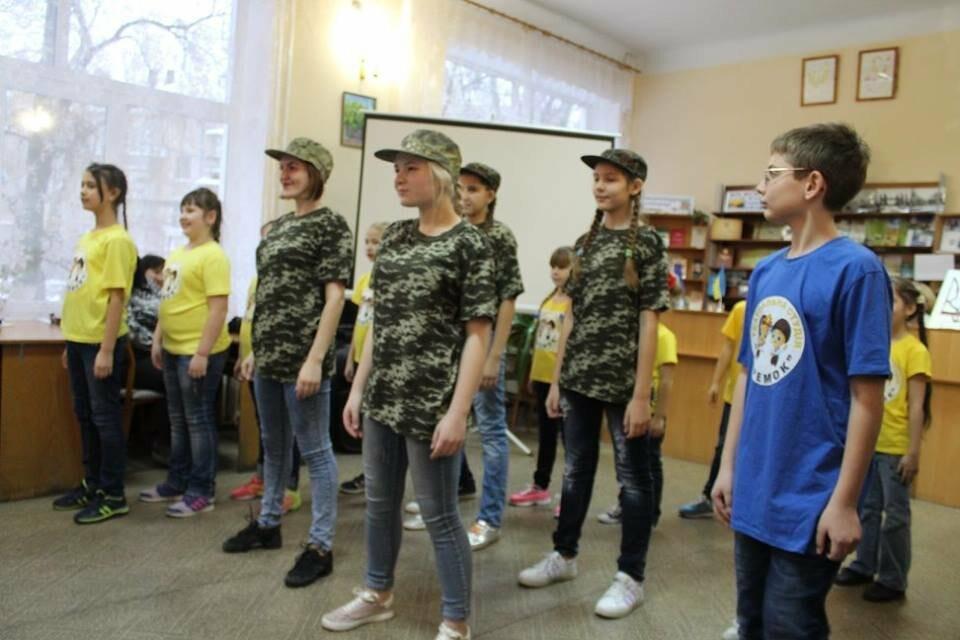 Общественность Бердянска отметила День Соборности Украины (ФОТО), фото-18