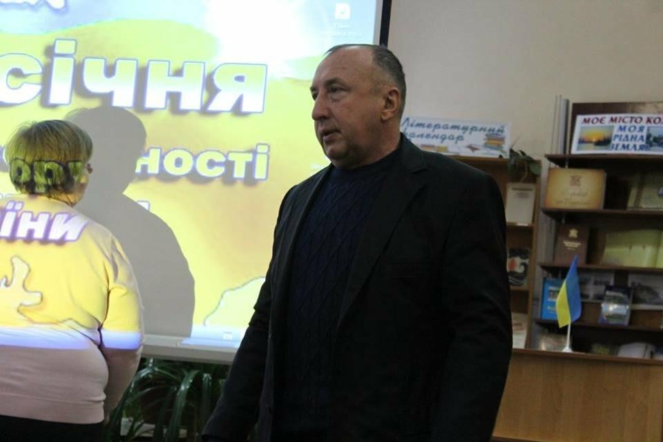 Общественность Бердянска отметила День Соборности Украины (ФОТО), фото-12