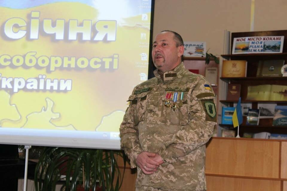 Общественность Бердянска отметила День Соборности Украины (ФОТО), фото-13