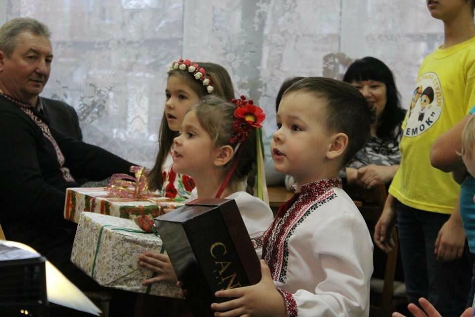 Общественность Бердянска отметила День Соборности Украины (ФОТО), фото-19