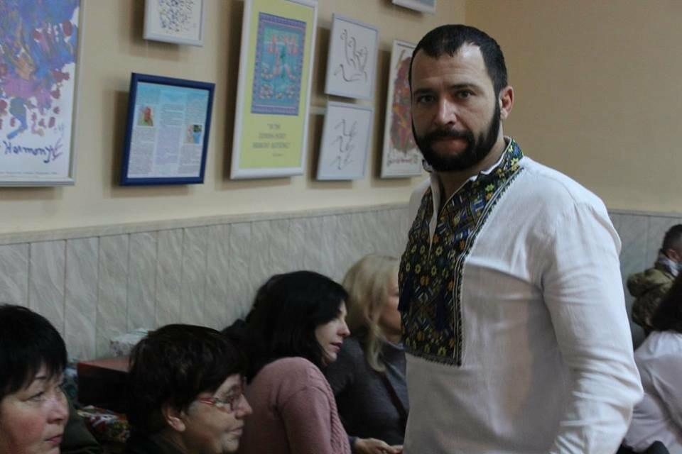 Общественность Бердянска отметила День Соборности Украины (ФОТО), фото-10