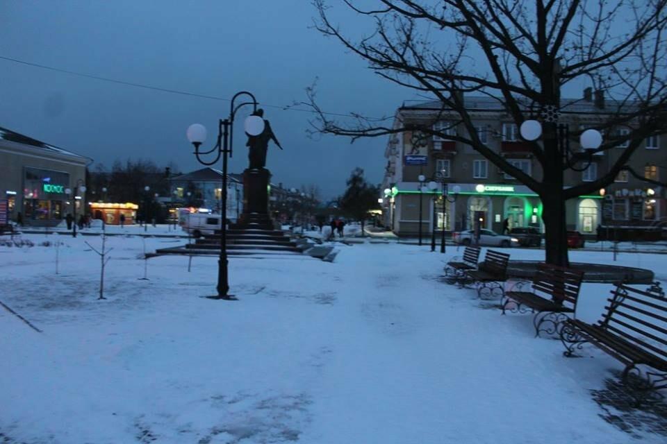 Заснеженный Бердянск (ФОТОРЕПОРТАЖ), фото-2