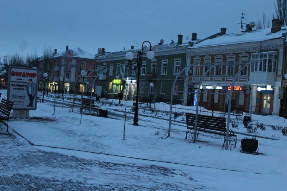 Заснеженный Бердянск (ФОТОРЕПОРТАЖ), фото-3