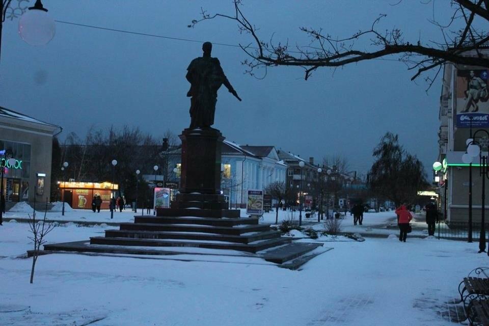 Заснеженный Бердянск (ФОТОРЕПОРТАЖ), фото-5