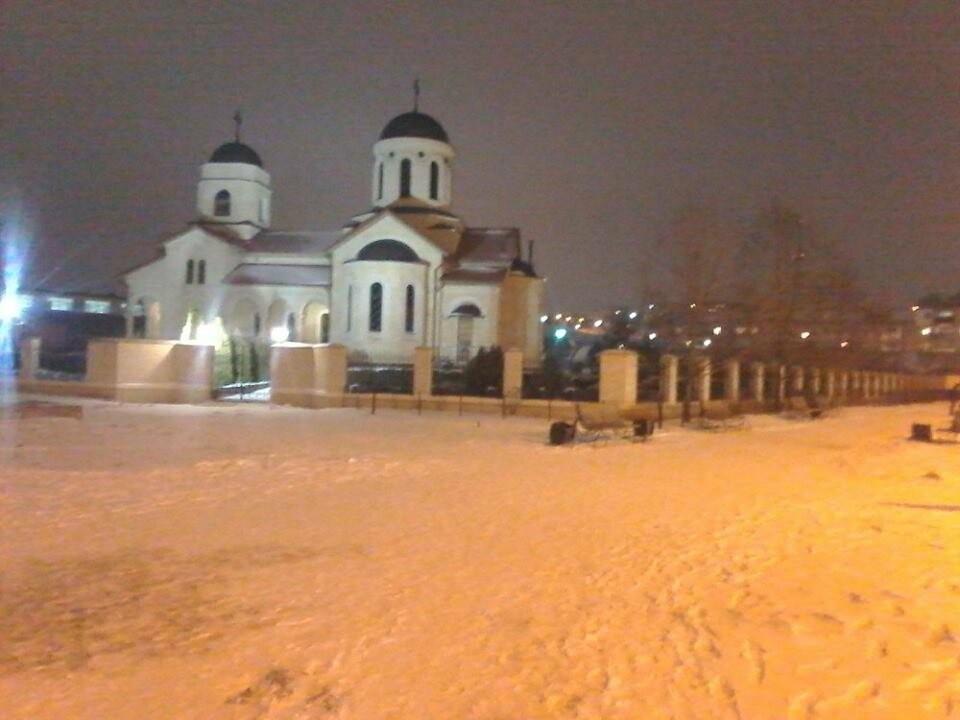Заснеженный Бердянск (ФОТОРЕПОРТАЖ), фото-8