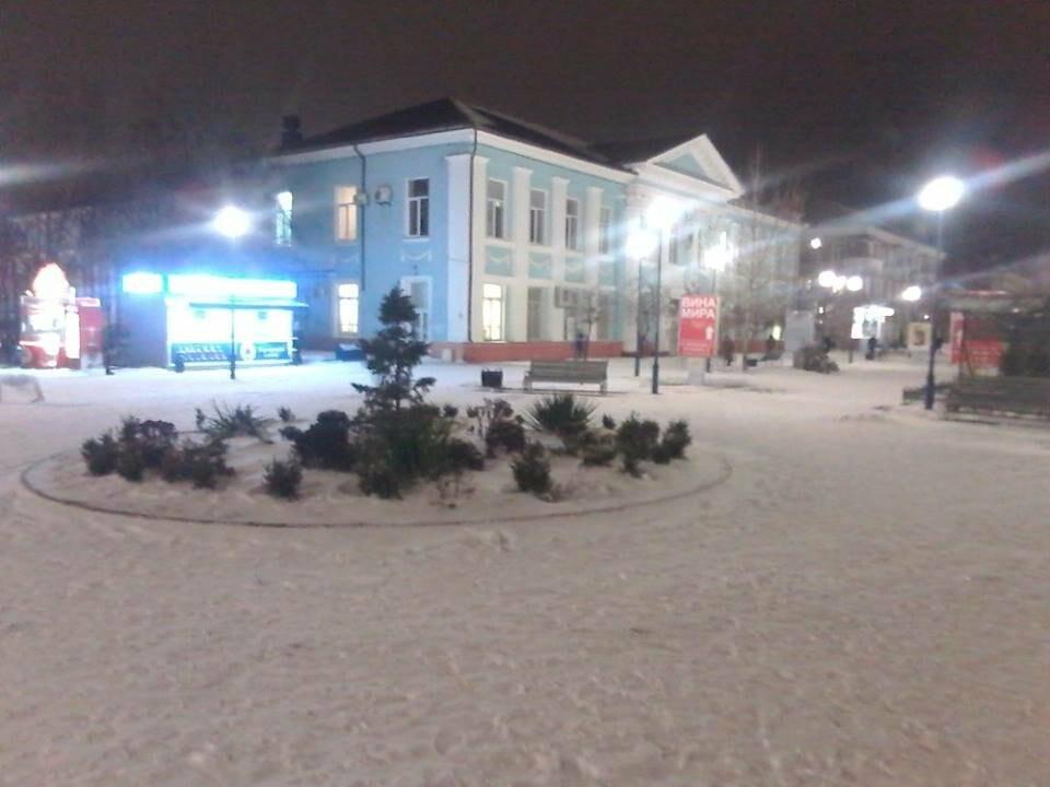 Заснеженный Бердянск (ФОТОРЕПОРТАЖ), фото-10