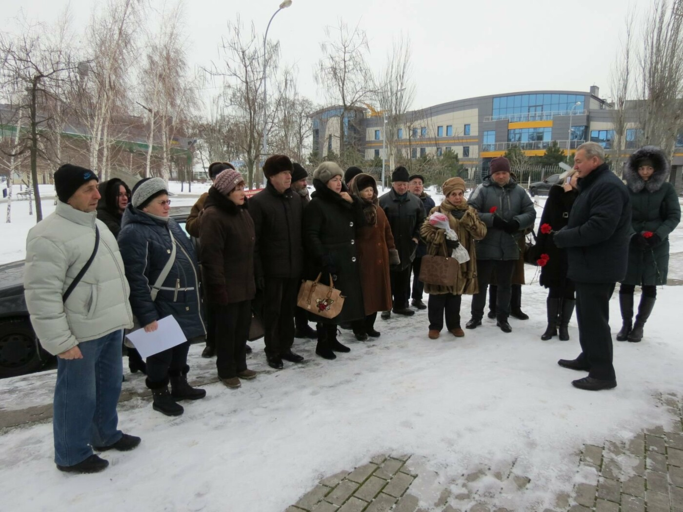 В Бердянске почтили память жертв Холокоста (ФОТО), фото-1